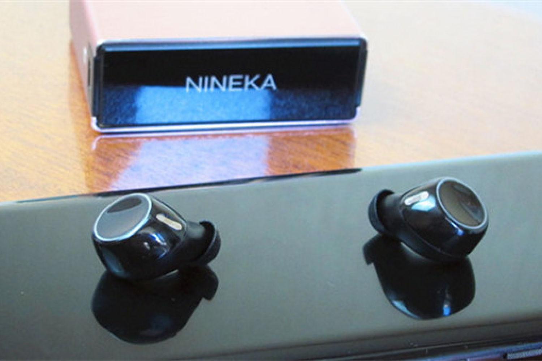 Nineka N2蓝牙耳机:音质出众 颜值爆表