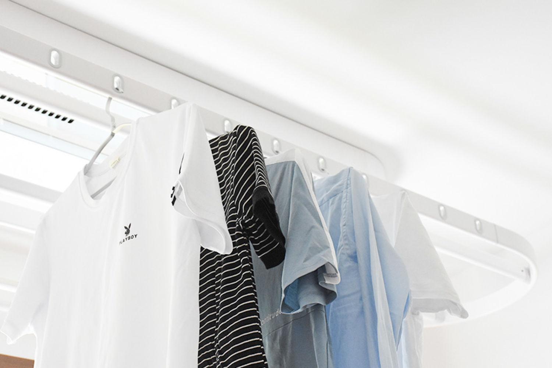 都市家居的阳台衣橱,Aqara智能电动晾衣机体验