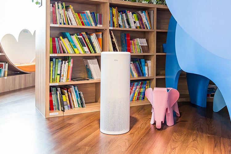 LIFAair LA500全智能空气净化器免费试用,评测