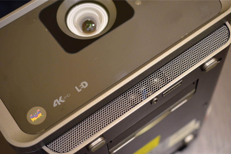 实力、颜值、4K选哪个?优派X10-4K投影仪体验