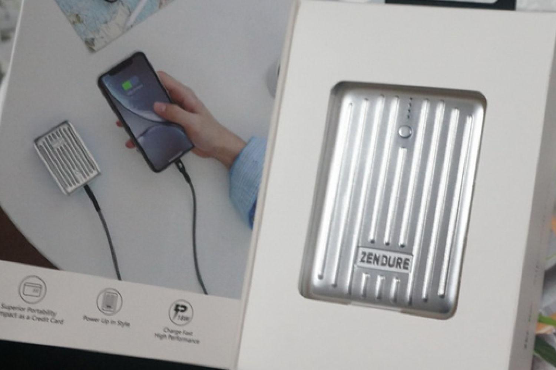 更小更快更酷,Zendure SuperMini移动电源