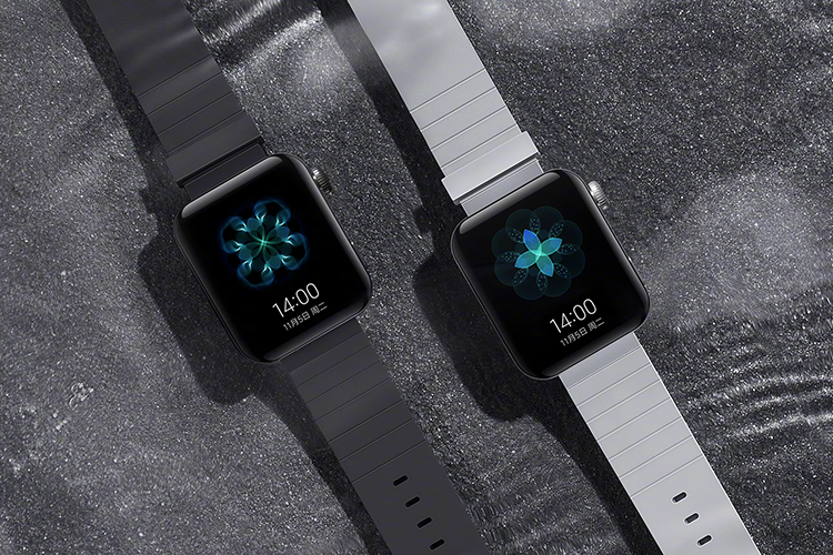 小米手表orApple Watch
