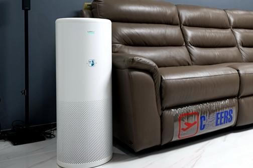 新房入住好帮手 LIFAair LA500智能空气净化器