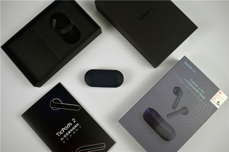 颜值与实力并存的真无线耳机!TICPODS 2评测