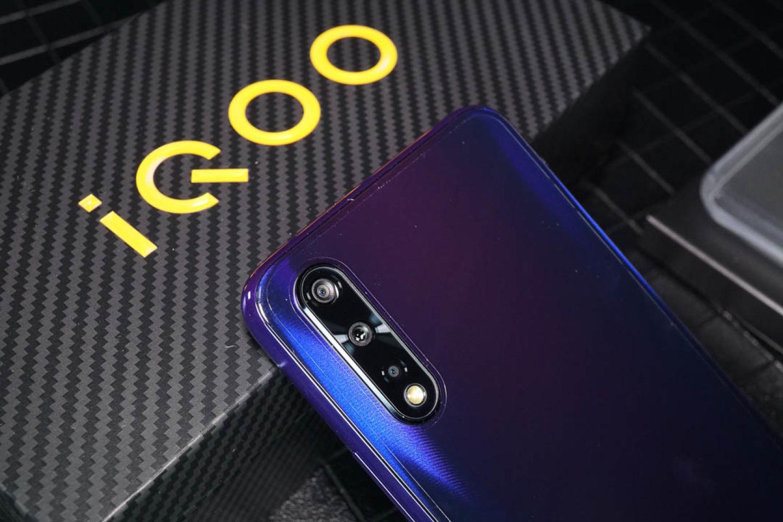 生而强悍,游刃有余——iQOO Neo 855电光紫