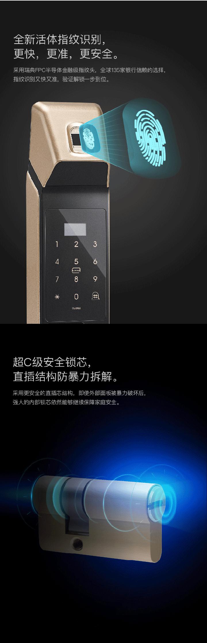 小燕全自动智能锁Titan免费试用,评测