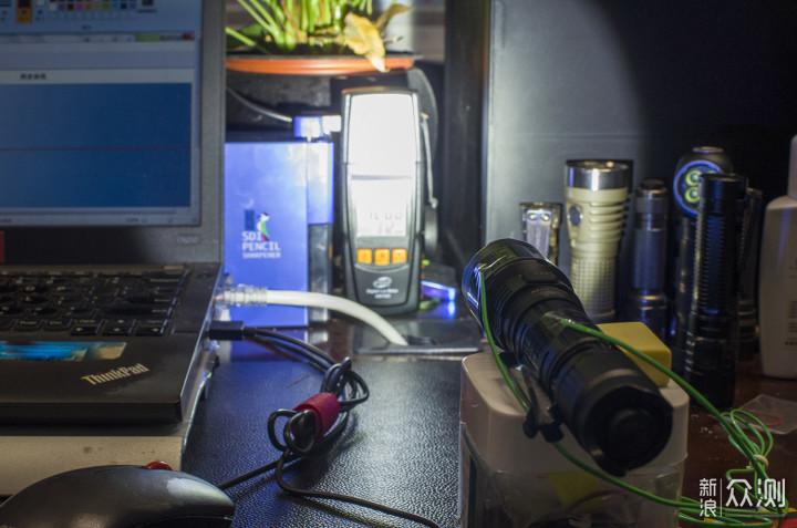 给我一束照亮远方的光:迈极炫MTL30手电_新浪众测