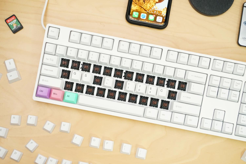 换一个键盘换一种心情,高斯GS104C剁手体验