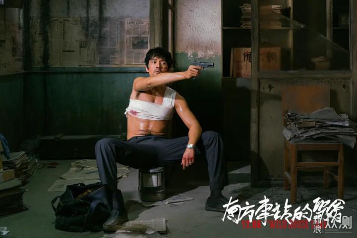 """非常刁亦男,非常胡歌,非常""""黑色电影""""_新浪众测"""
