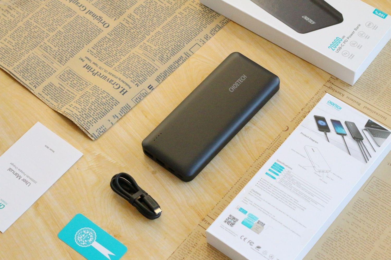 45W大功率快充,还能给笔记本充电的移动电源