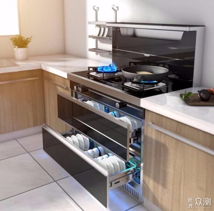 年末:开放式厨房如何挑好油烟机_新浪众测