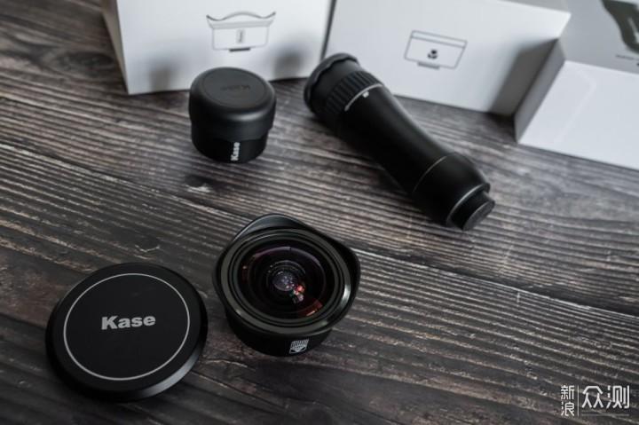 买齐卡色KASE大师级手机镜头群【广角-长焦】_新浪众测