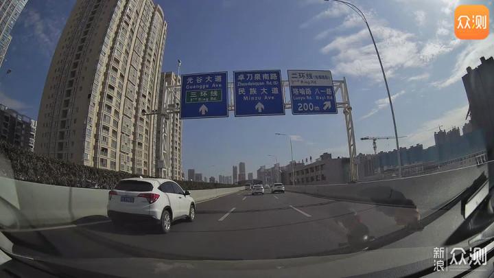安全看得见,万鸥W7双摄行车记录仪_新浪众测