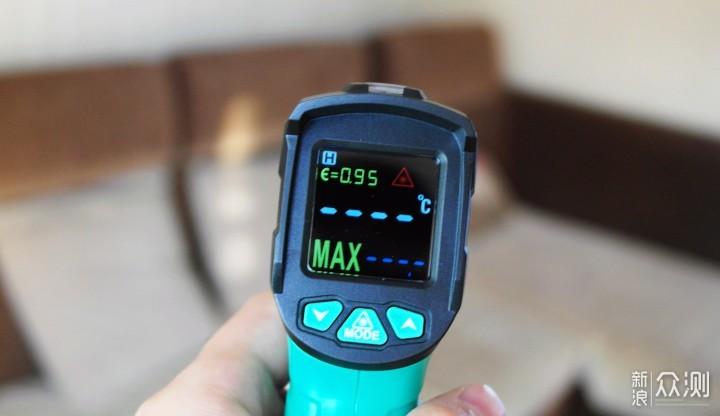 评测装备升级篇二:红外测温枪开箱和使用简评_新浪众测
