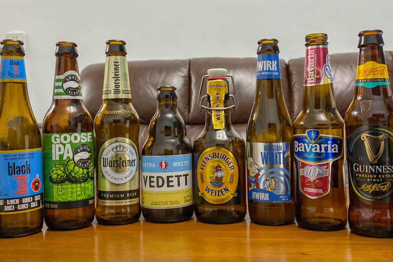 感受不同风格与口味:11 款国外啤酒体验