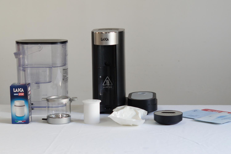 即热易用健康人性化:莱卡净水泡茶一体机体验