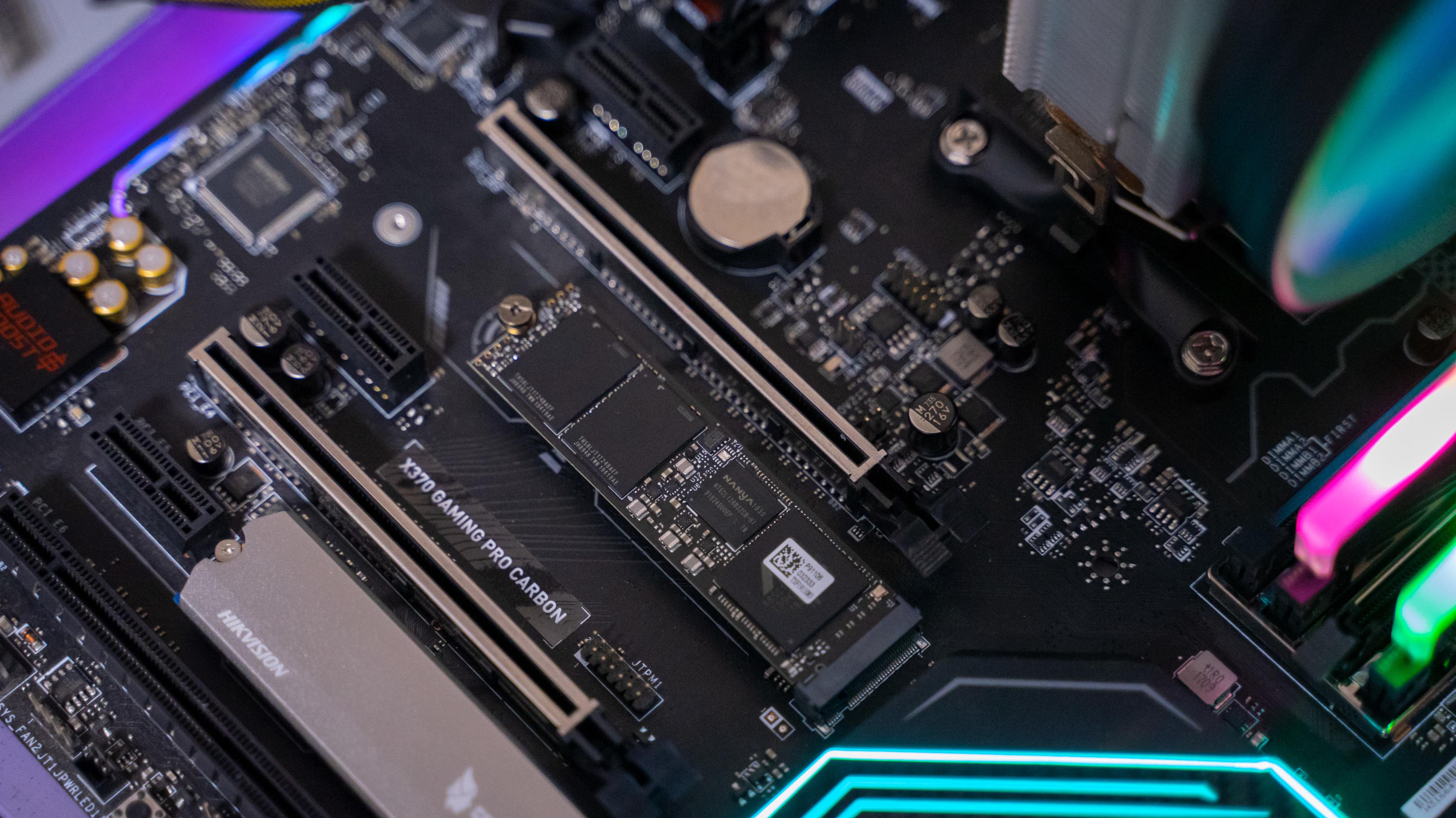 #2020#物美价不廉,浦科特M9P PLUS SSD体验