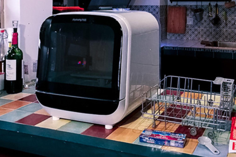 #2020#九阳免安装智能家用洗碗机测评体验