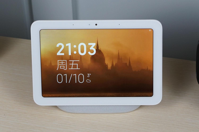 小米小爱触屏音箱Pro 8:玩法丰富的智能屏