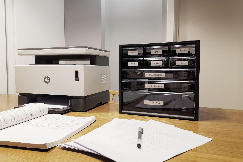 初创企业的首选打印机:惠普