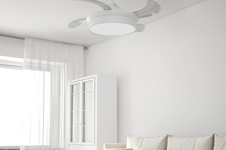 吸顶灯插上翅膀:Yeelight智能风扇灯体验评测