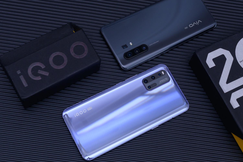 我把性价比的iQOO 3和主打线下的X30 Pro横评