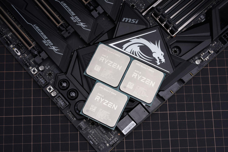 AMD三代锐龙处理器谁最值得买?让你一看就懂