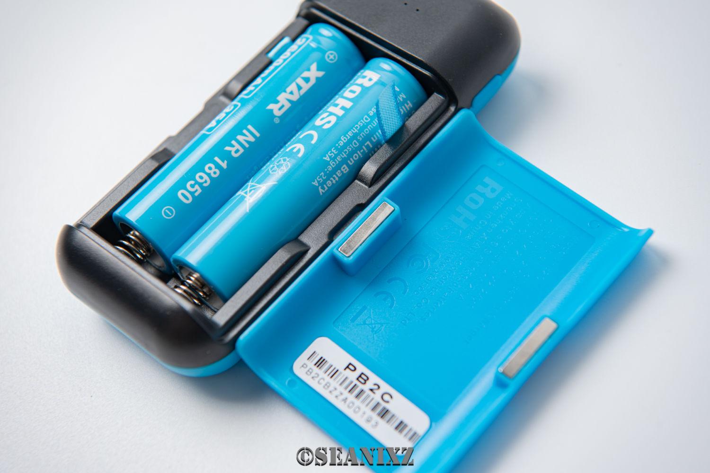 18650电池变废为宝:XTAR PB2C 充电器/充电宝