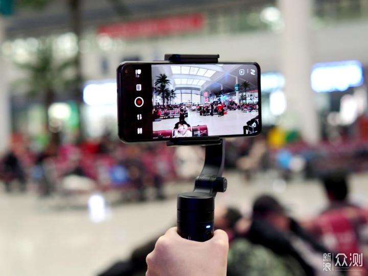 飞宇 VLOG pocket:小巧便携,助力拍摄_新浪众测
