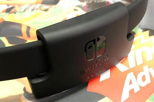 好端端的Switch健身环变成了「年度理财产品」