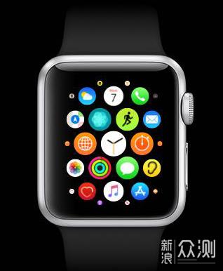 苹果手表见过实物后才知有多牛SERIES3简评_新浪众测