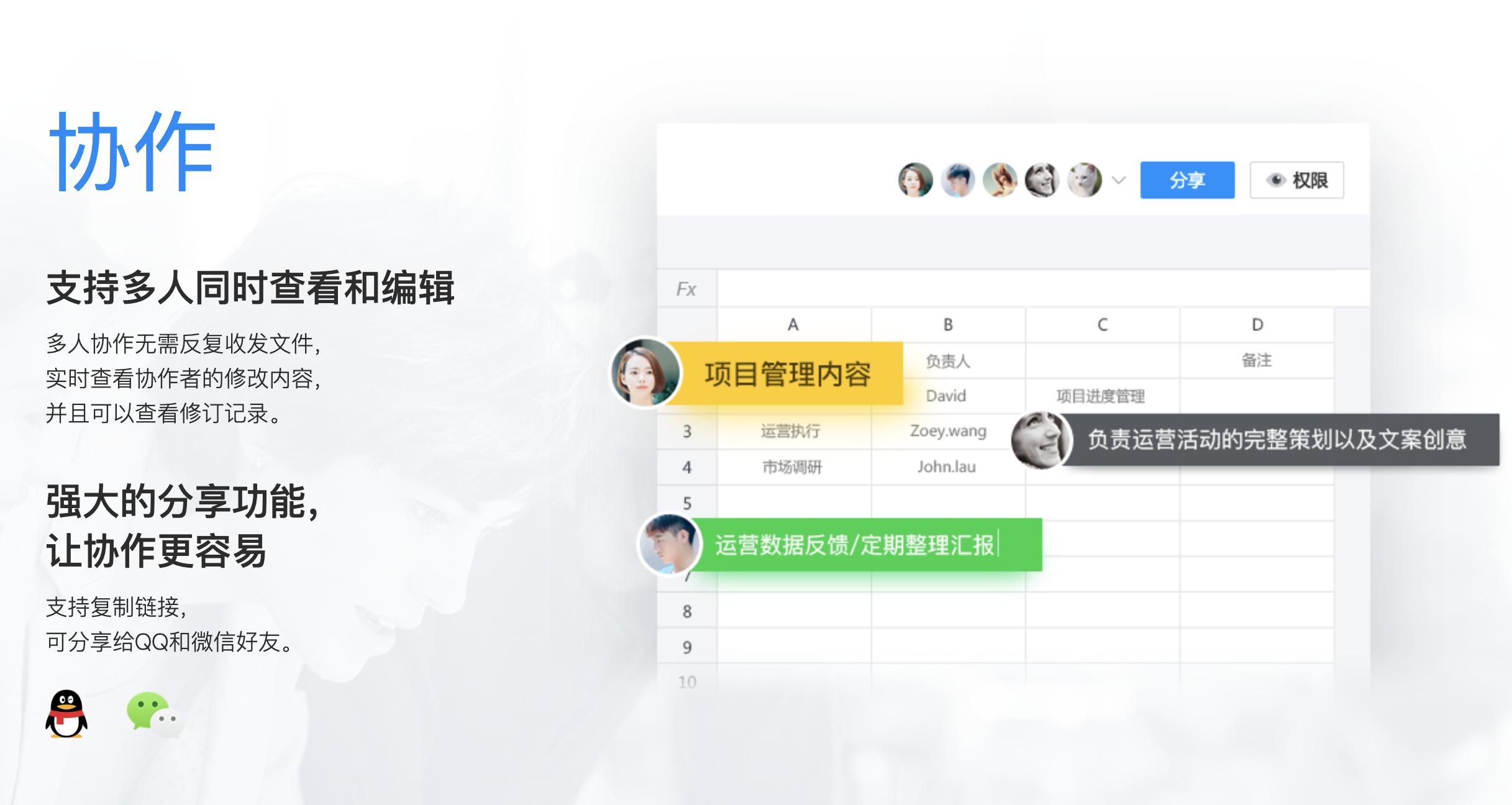宅出新花招-云办公软件横评免费试用,评测