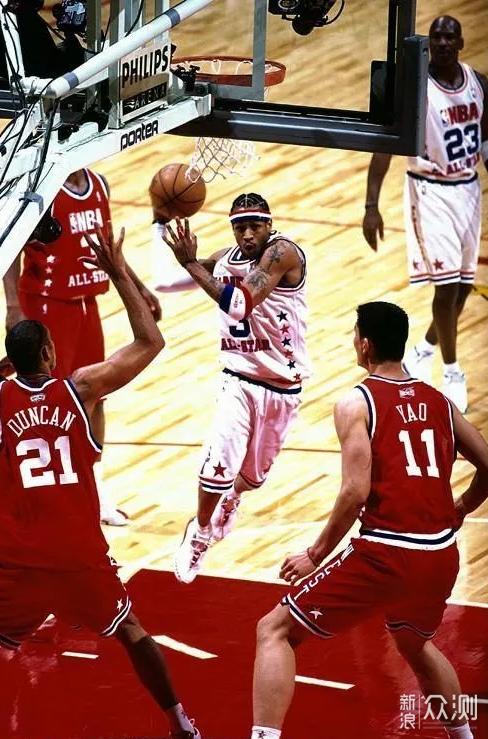 我心目中最难忘的NBA全明星赛_新浪众测