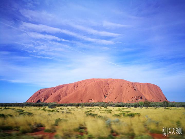 地表最大的单体巨石!_新浪众测