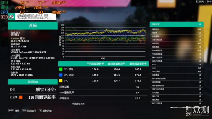 极简、无光、魔改 9100F+GTX1660SUPER升级_新浪众测