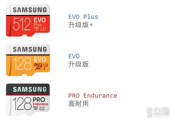 从microSD规格解读,谈主流TF存储卡选购!_新浪众测