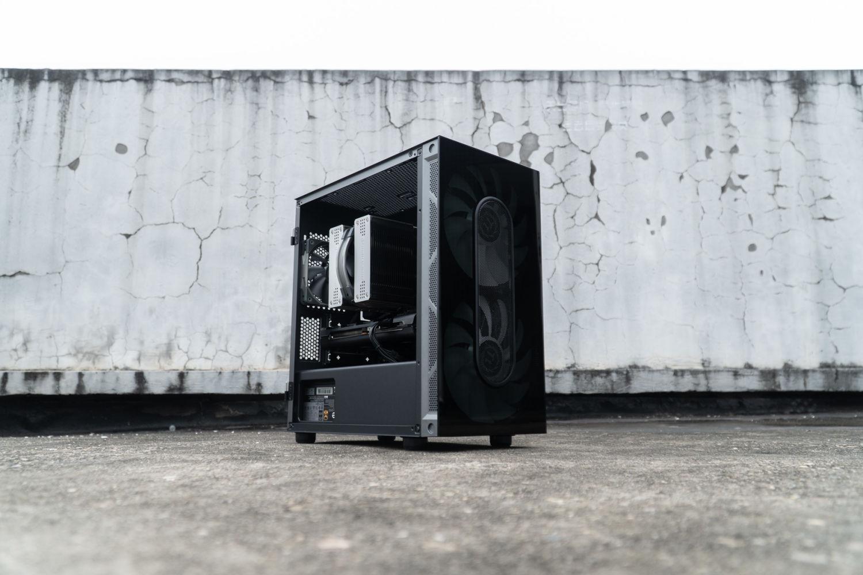 放肆超!锐龙5 3600+RX5600XT装机超频测试