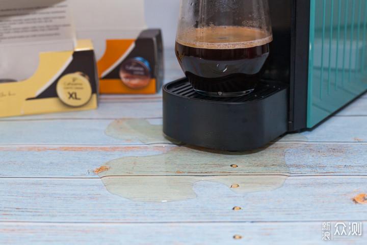 一台机子三种口感:奇堡小易胶囊咖啡机_新浪众测