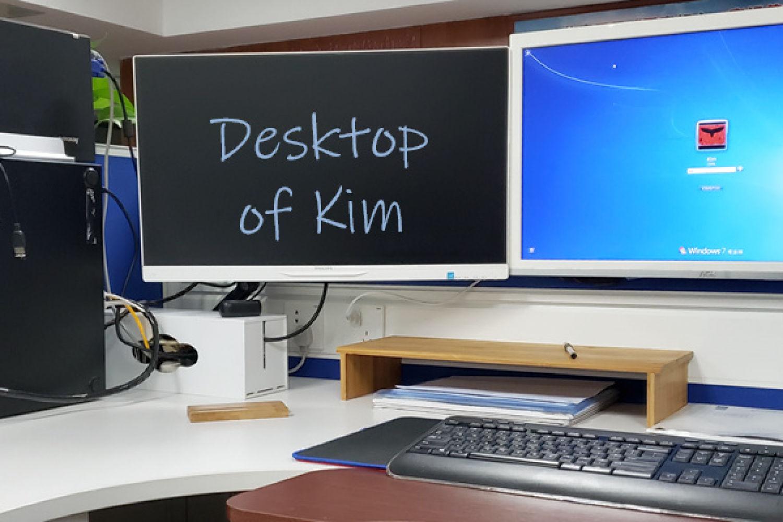 立体式空间改造实战,办公桌面收纳就靠它!