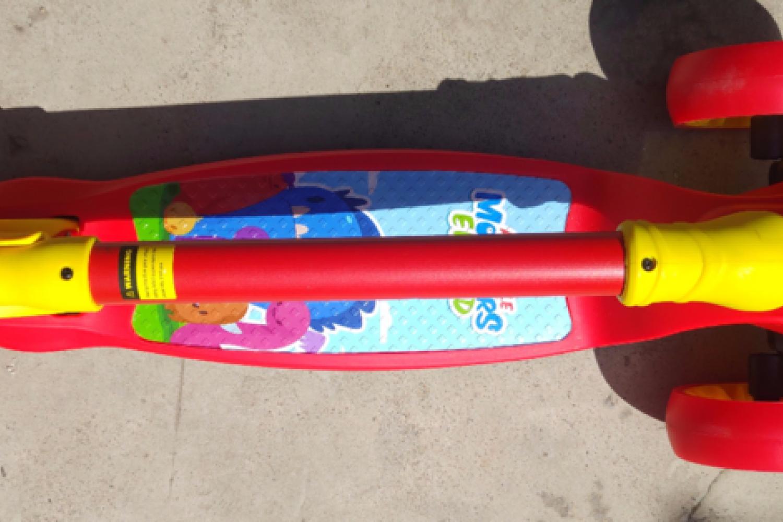 你滑起来真好快:Cakalyen EK-069滑板车分享