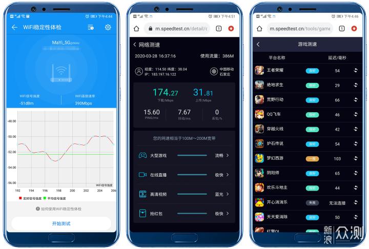 小户型5G WiFi全满格—TP-LINK吸顶AP体验评测_新浪众测