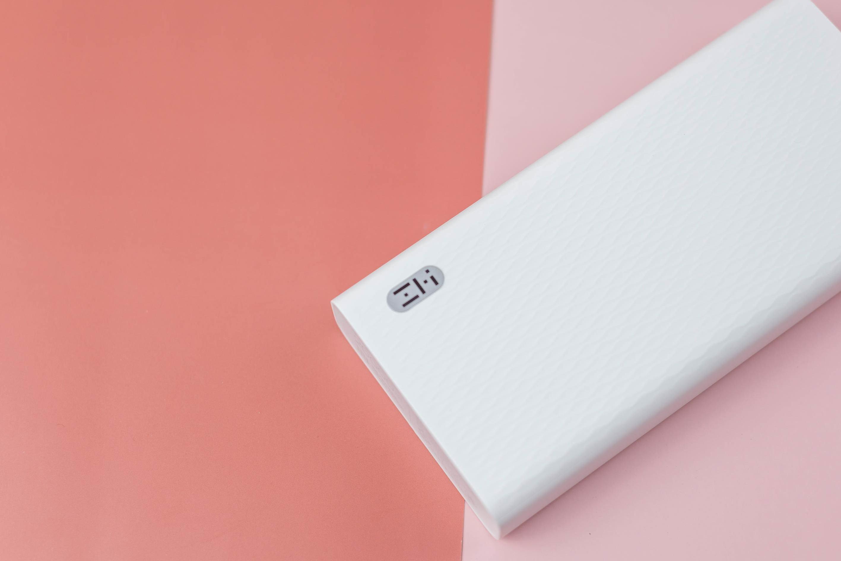 ZMI新品2W毫安充电宝,售价129元到底香不香?