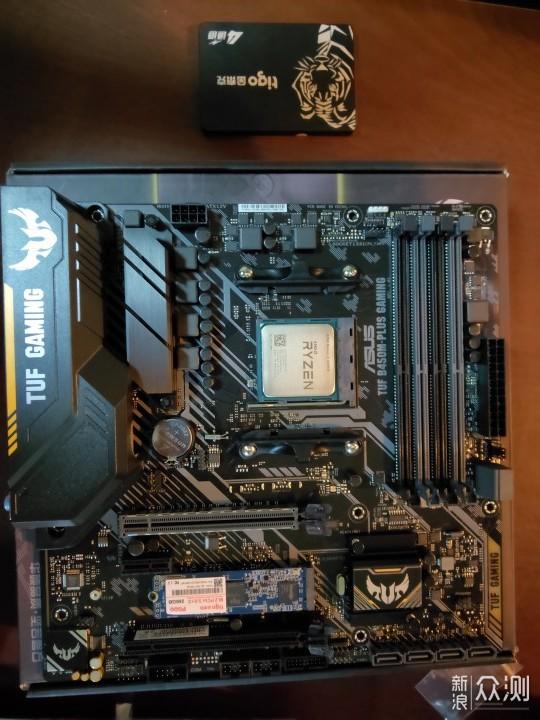 小白装机试水的第一根M.2 SSD硬盘_新浪众测