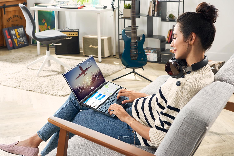 华硕灵耀X2 Duo双屏笔记本免费试用,评测