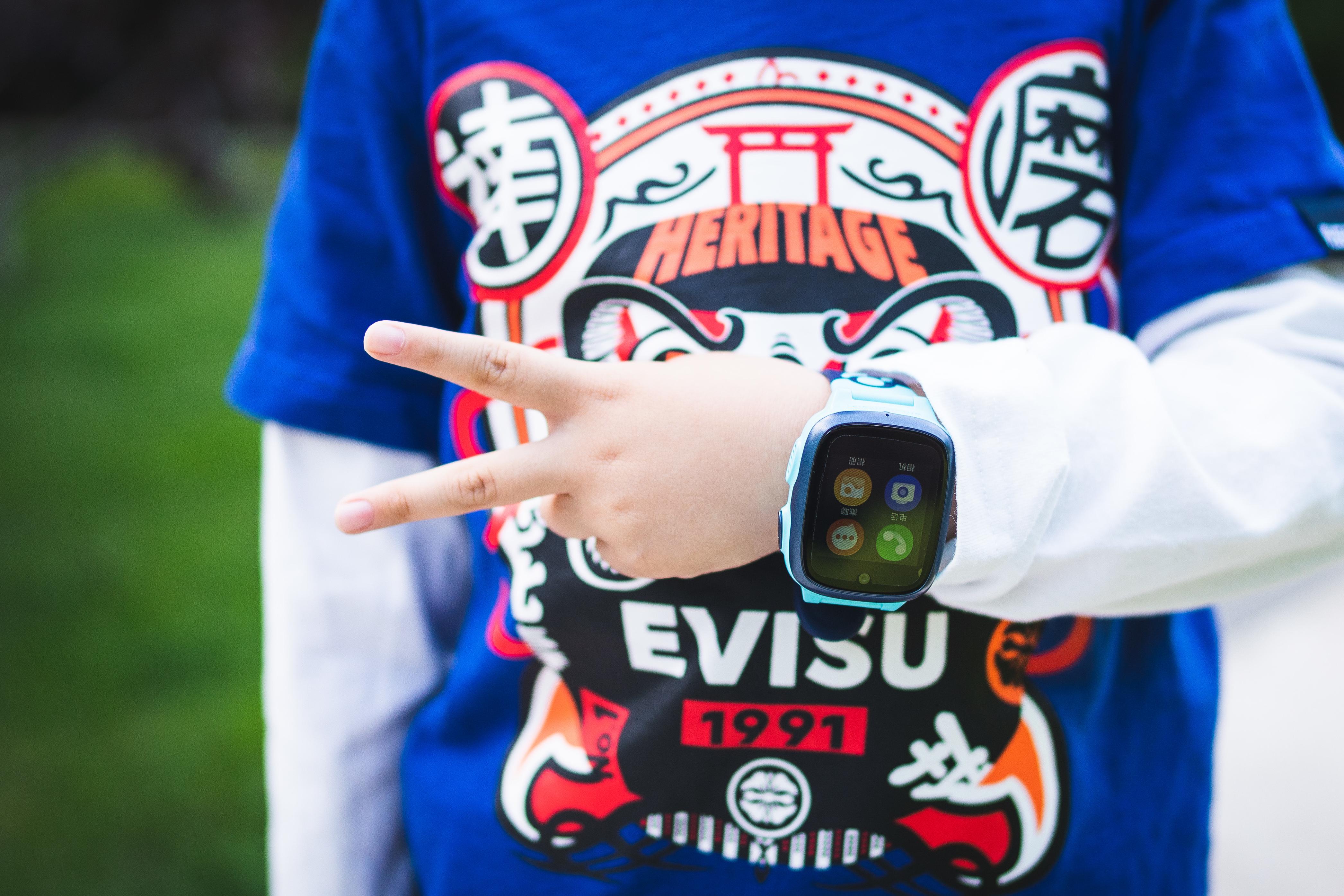 今年六一恰逢开学季-送只360儿童手表给孩子