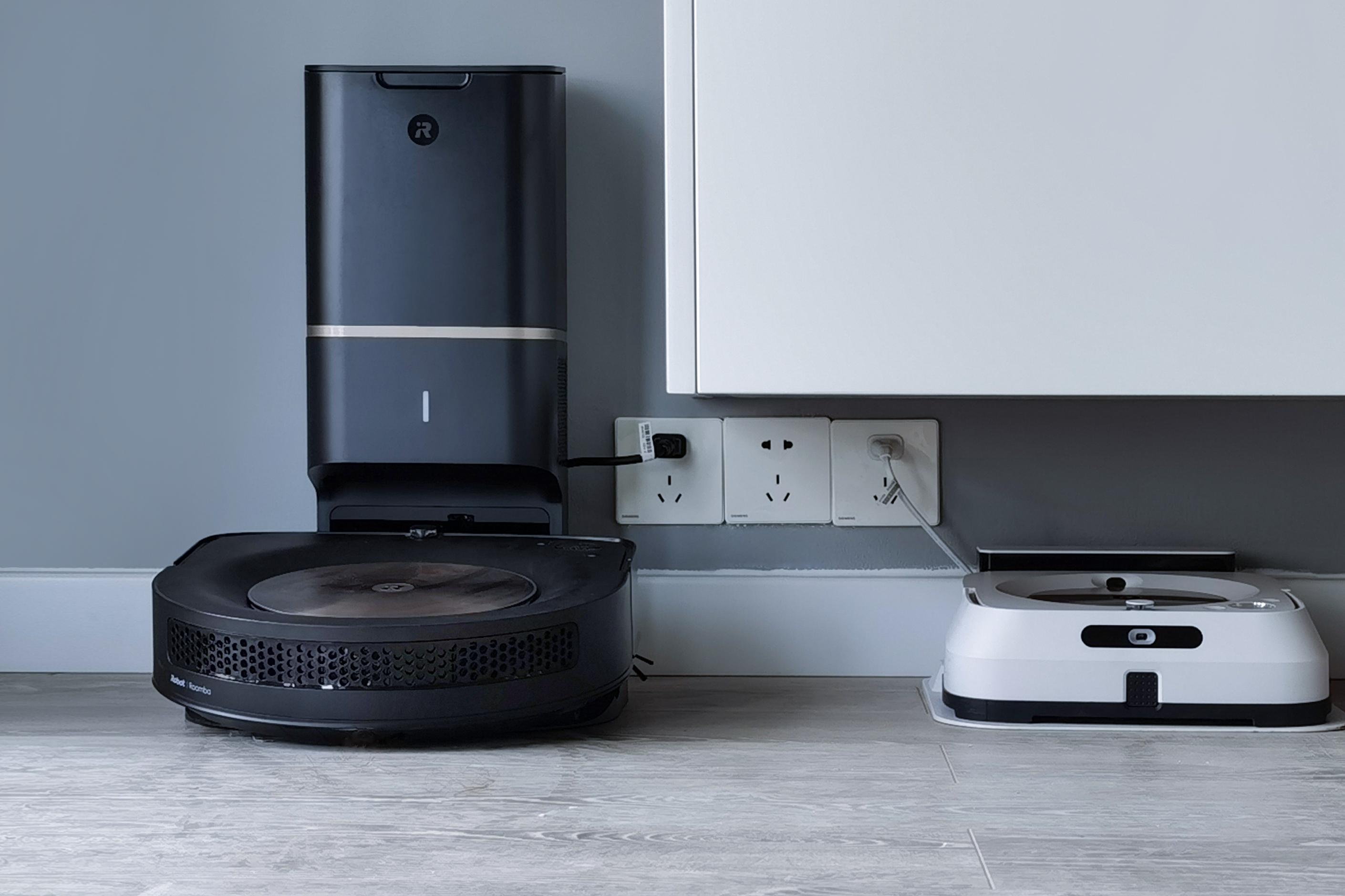 iRobot Roomba s9+和Braava jet m6 扫拖体验