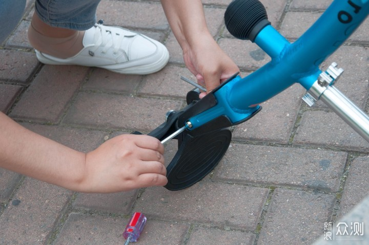 瑞士m-cro迈古出行礼包之米高儿童平衡车评测_新浪众测
