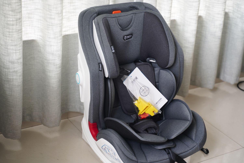 宝宝行车安全守护者:360儿童安全座椅体验