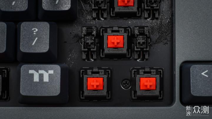实力派&颜值派 TT G821三模无线机械键盘体验_新浪众测