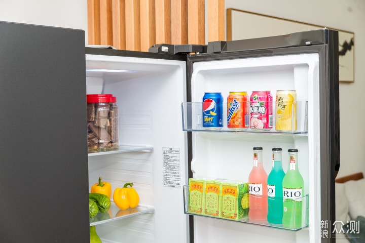干湿分储、变频净味——海尔星蕴系列冰箱体验_新浪众测